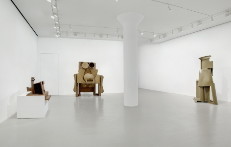 ANTHONY CARO Upright Sculptures