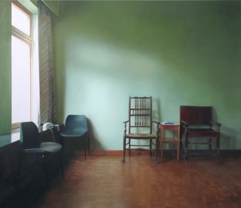 PAUL WINSTANLEY Ante-Room