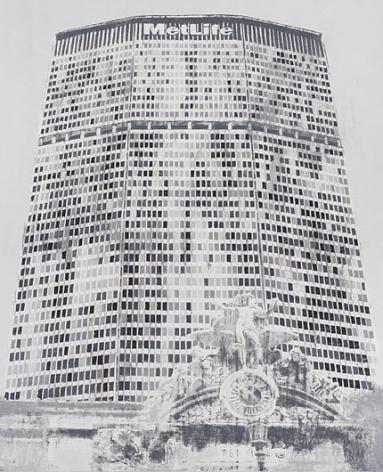 ENOC PEREZ Met Life Building, New York