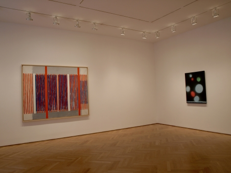 American Abstraction Installation view at Mitchell-Innes & Nash, NY, 2008