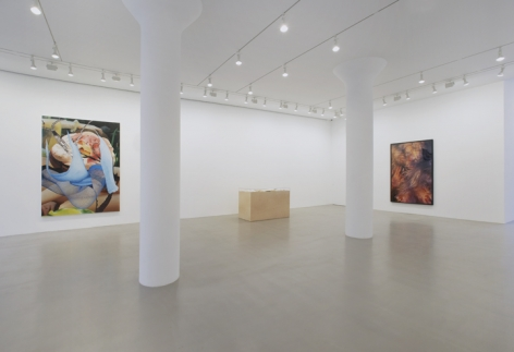 VANESSA BEECROFT, JEFF KOONS, ELIZABETH PEYTON, RICHARD PRINCE, JULIAN SCHNABEL AND CINDY SHERMAN