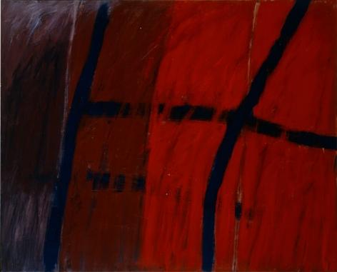 JACK TWORKOV Barrier Series #5