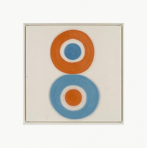 KENNETH NOLAND Untitled