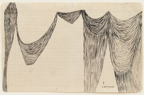 LOUISE BOURGEOIS Untitled