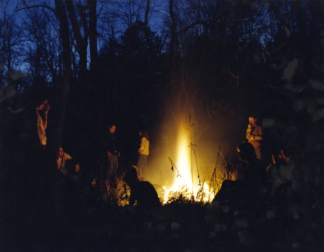 JUSTINE KURLAND Bonfire
