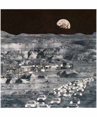 MARTHA ROSLER Frontier, from the seriesHouse Beautiful: The Colonies