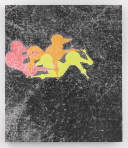 GENERAL IDEA  Mondo Cane Kama Sutra (Distressed) #9  1983/88
