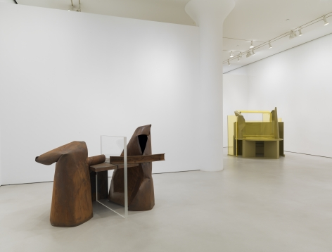 ANTHONY CARO First Drawings Last Sculptures