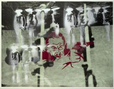 SIGMAR POLKE Untitled