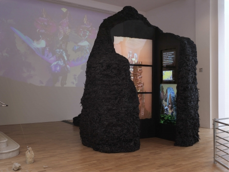 Installation view of Is This Tomorrow? at Whitechapel Gallery, London, 2019