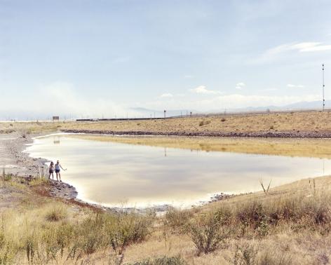 JUSTINE KURLAND Salt Rim