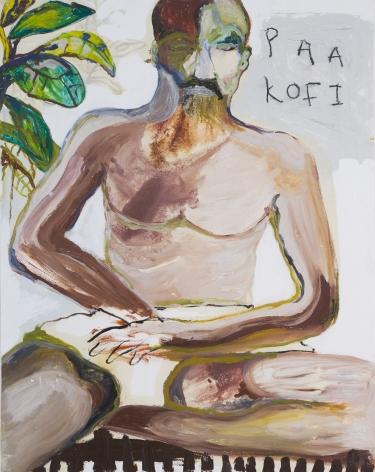 GIDEON APPAH Paa Kofi Portrait 2019