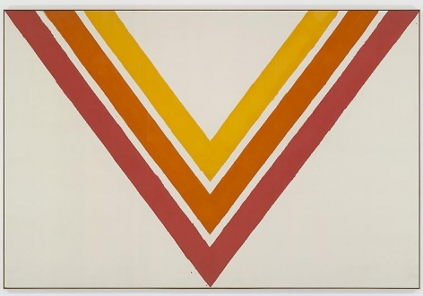 KENNETH NOLAND Morning Span