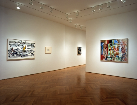 ROY LICHTENSTEIN Brushstrokes: Four Decades