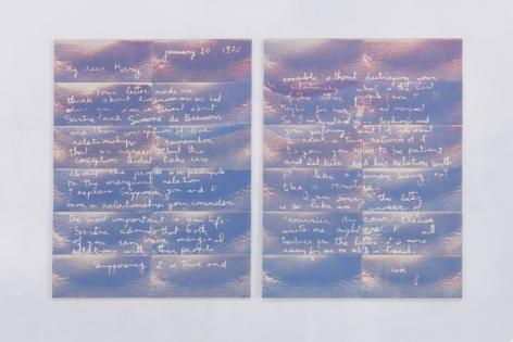 MARY KELLY Beirut, 1970