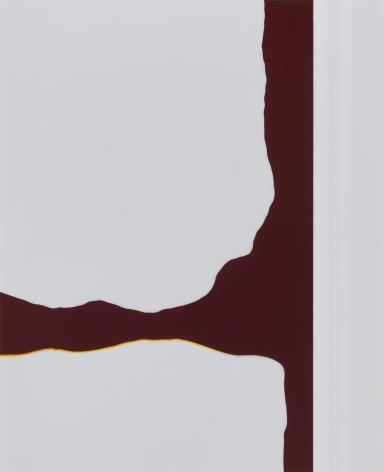 Marco Breuer  Untitled (C-1788), 2016  Chromogenic Paper, exposed/embossed/scraped  16 5/8h x 13 1/2w in, Photography, Unique, Future Past