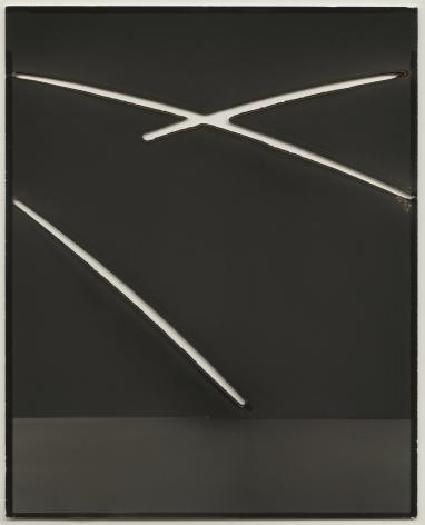 Chris McCaw  Heliograph #31, 2014, 2014  Gelatin Silver Paper Negative  10h x 8w in, unique, Photography, Future Past