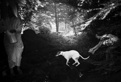 Bertien van Manen, Helen and Camy, Cumberland, KY, 1987, Archival Pigment Print, 16 1/2h x 23 1/2w in, 41.91h x 59.69w cm, Photography
