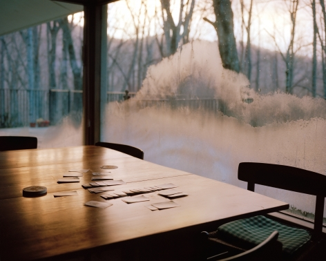 McNair Evans, Christmas Morning, 2009, Archival pigment print, 20 x 25 inches and 32 x 40 inches, Editions of 5. Photography.