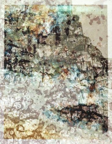 Bryan Graf  Adirondack Assemblage, 2018  Archival Pigment Inkjet Print  30h x 40w in