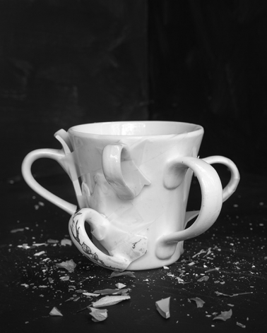 James Henkel  Sharing Cup, 2017  Archival pigment print  20 x 16 inches  Edition of 5  30 x 24 inches  Edition of 3, contemporary art, photography, vessels,