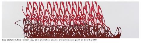 Red Horizon, 2011