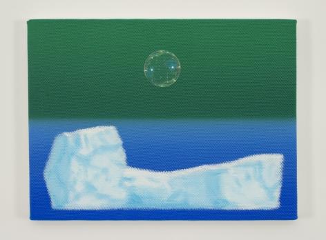 Bubble with Iceberg, 2019