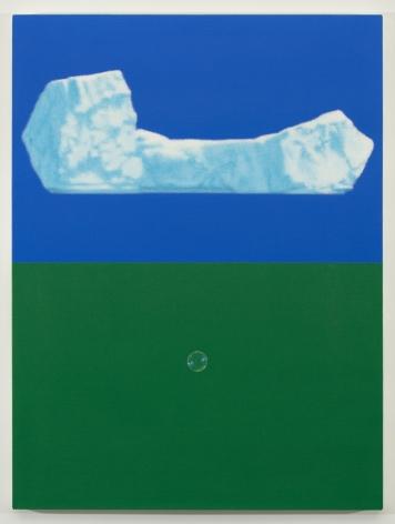 Bubble and Iceberg, 2019