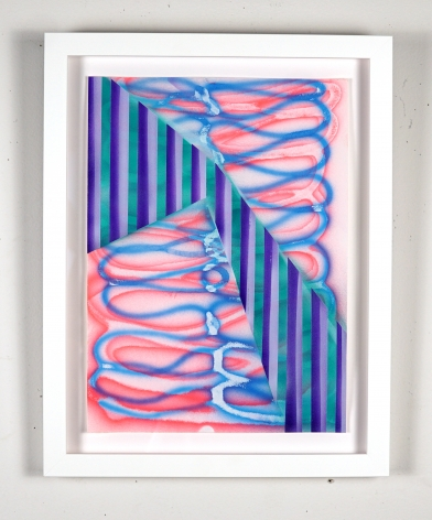 Untitled (light wave), 2019