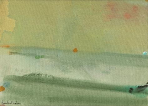 Helen Frankenthaler, Untitled, July, 1975