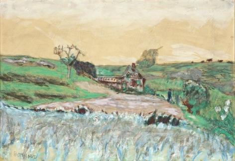 Pierre Bonnard,Maison dans la Vallée