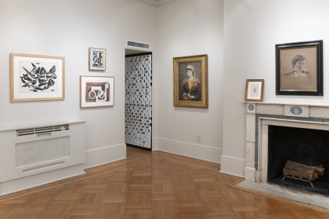 Master Drawings New York installation view 1