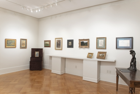 Master Drawings New York installation view 2