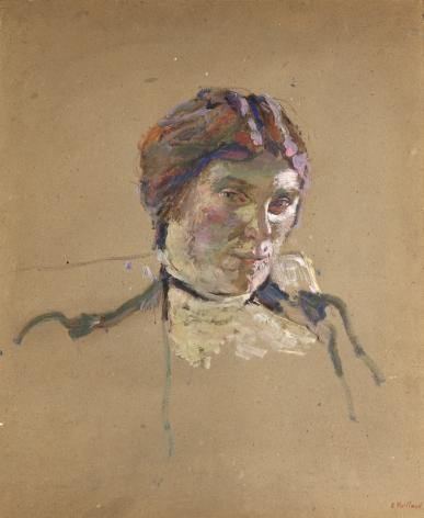 Edouard Vuillard, Suzanne Desprès, c. 1908