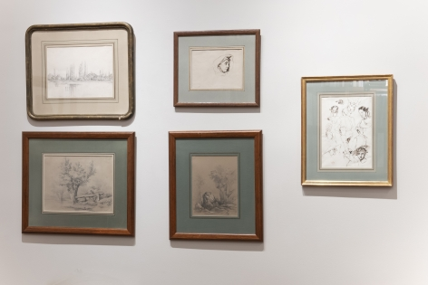 Master Drawings New York installation view 4
