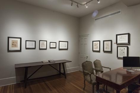 Eugène Delacroix Drawings, Watercolors, Pastels, and Small Oils