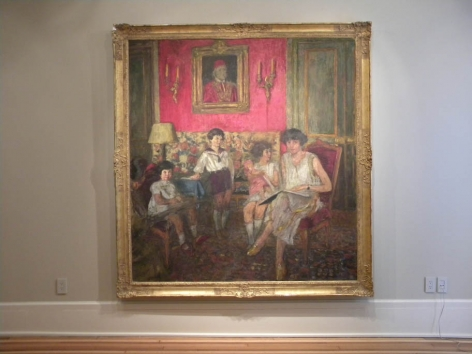 Edouard Vuillard: Paintings and Works on Paper