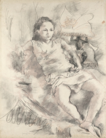 Jules Pascin Simone,1928