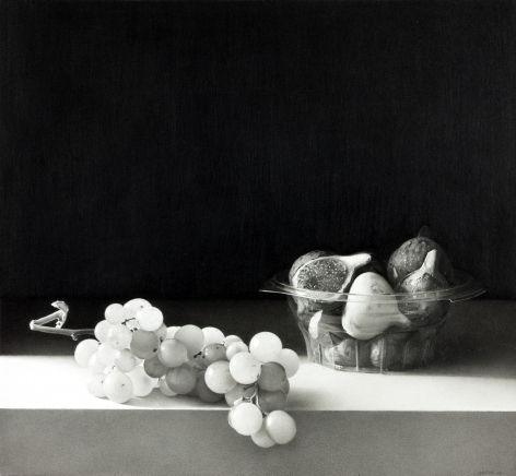 Pere Santilari Perarnau    Still Life XXX, 2011    Graphite pencil 12 3/8 × 12 5/8 inches