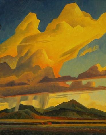 Soaring Storm, Ed Mell