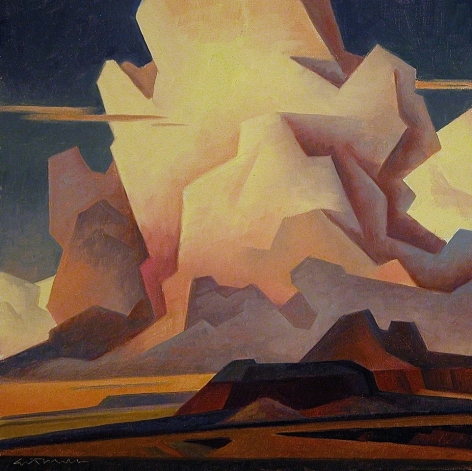 Soft Clouds, Ed Mell