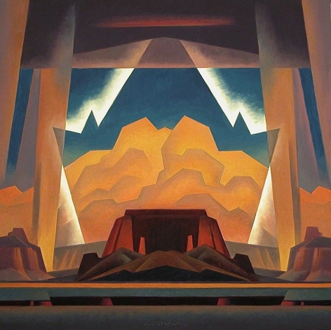 Natures Theater, Ed Mell