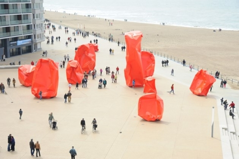 Arne Quinze RockStrangers Oostende