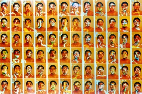 Transmutations72变 1998 C-prints彩色照片