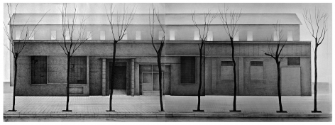 Zhang Dun 张盾(b. 1979), Street Scene No. 4è¡—景系列-4