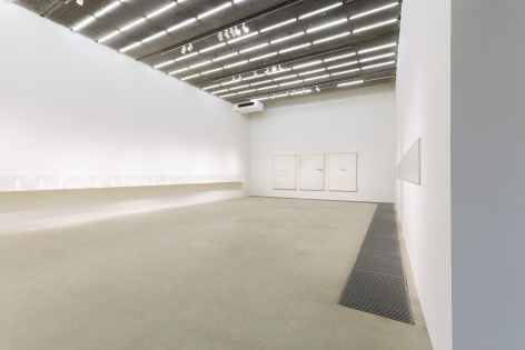 West Lake: Etchings and Paintings, Installation view