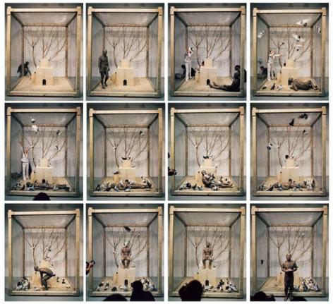 Zhang Huan 张洹 (b. 1965), Seeds of Hamburg汉堡种子, 2002