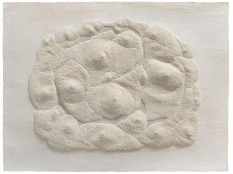 Fu Xiaotong 付小桐 (b.1976), 136,800 Pinpricks 孔, 2018