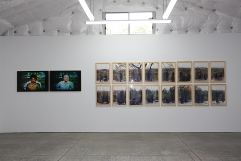 Song Dong & RongRong, Installation view