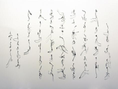 Cui Fei 崔斐, Tracing the Origin XVI_001, 溯源 XVI_001